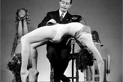 Dalí, cuarto y mitad