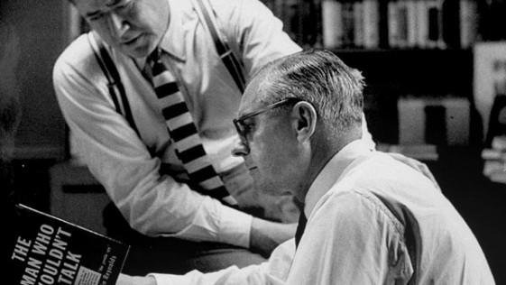 La fascinante vida del fundador de Random House
