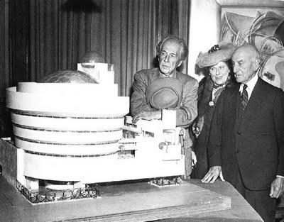 Frank Lloyd Wright (como Picasso) devorador de mujeres