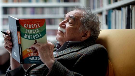 García Márquez no bailó con La Catrina