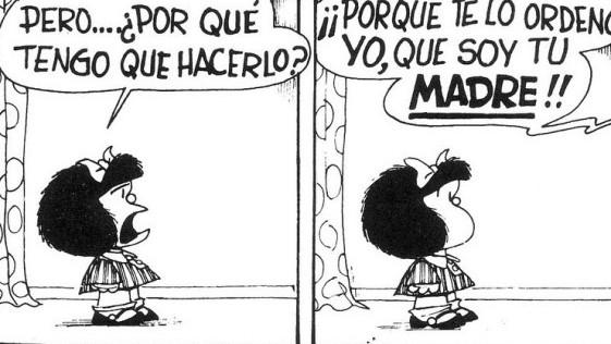 Mafalda y Flannery O'Connor