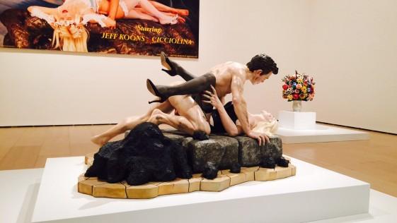 Los diez mandamientos anti Jeff Koons en el Guggenheim de Bilbao