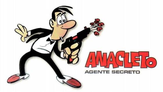 Anacleto se apellida Vázquez