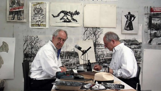 William Kentridge: ¡Por fin un artista premio Princesa de Asturias de las Artes!