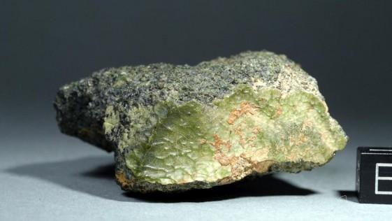 Esta roca puede venir de Mercurio