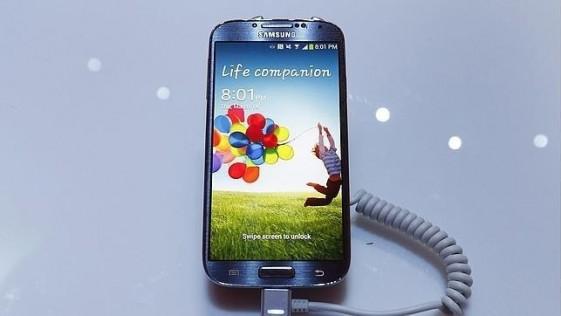 El Samsung Galaxy S4 llegará a España el 27 de abril