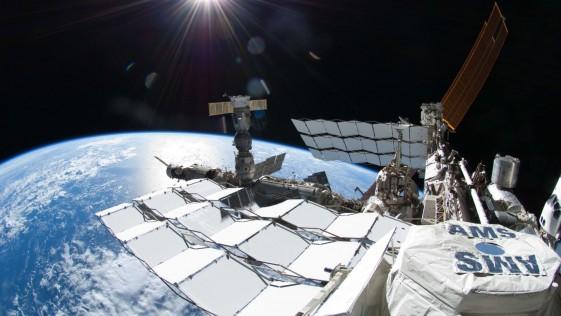 """Detectan un gran número de """"partículas extrañas"""" cerca de la Tierra"""