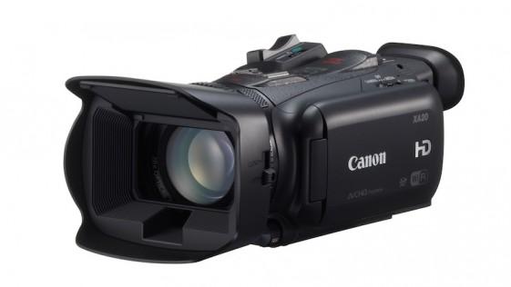 Canon presenta su última generación de videocámaras
