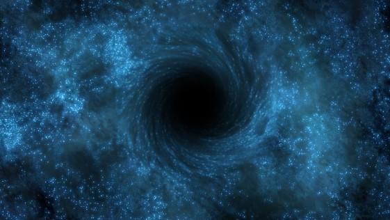 Un termómetro para medir agujeros negros