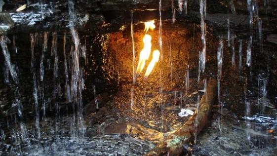 """Desvelado el origen de las """"llamas eternas"""""""