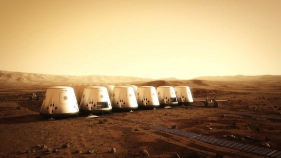 78.000 voluntarios en dos semanas para un viaje a Marte sin retorno