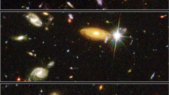 ¿Un nuevo brazo espiral en nuestra galaxia?