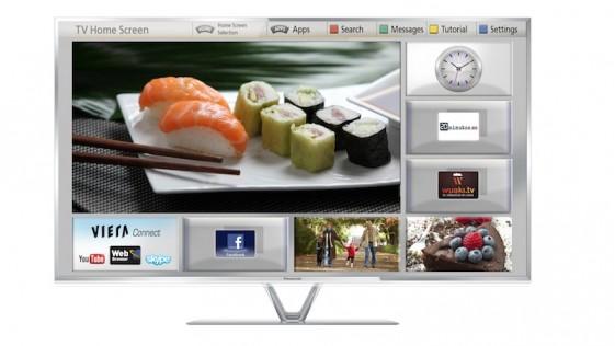 Smart Viera, una televisión muy personal