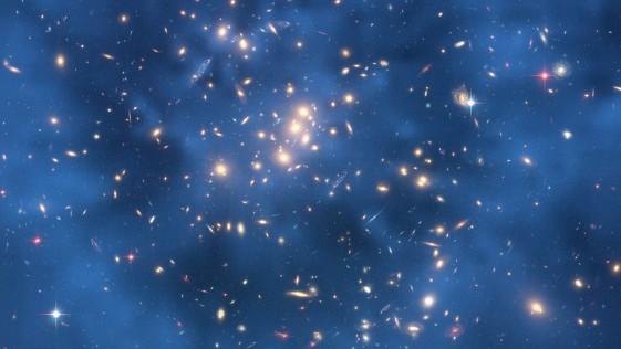 Explican por qué no podemos ver la materia oscura