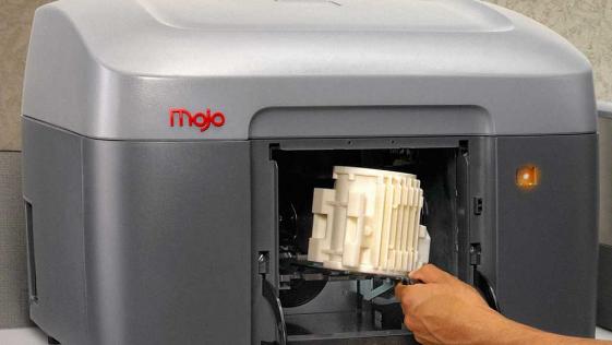 Estudian imprimir en 3D máquinas biológicas que puedan viajar por el organismo
