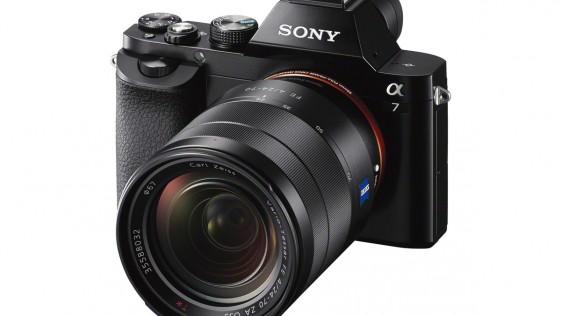Sony Alpha 7, primeras cámaras con sensor Full Frame