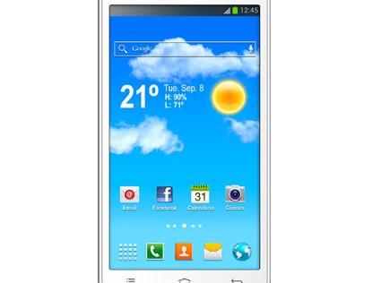 Woxter Zielo, Smartphone de cuatro núcleos con Android y a partir de 199 euros