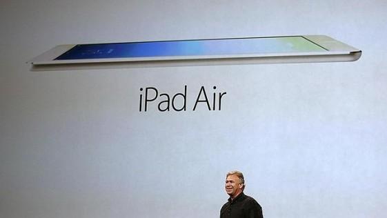 iPad Air, el «tablet» más ligero del mundo