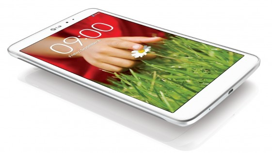 LG G Pad 8.3, la última apuesta en tabletas