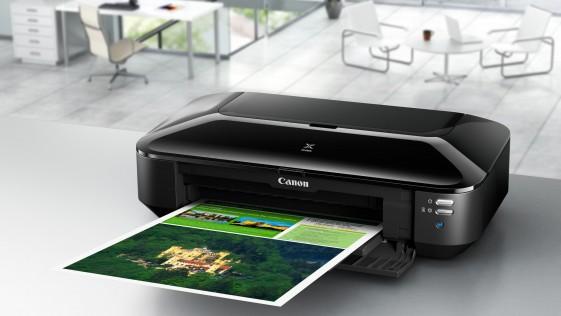 Canon lanza su nueva generacion de impresoras inteligentes