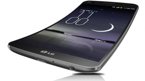 Llega LG Flex, el smartphone curvo