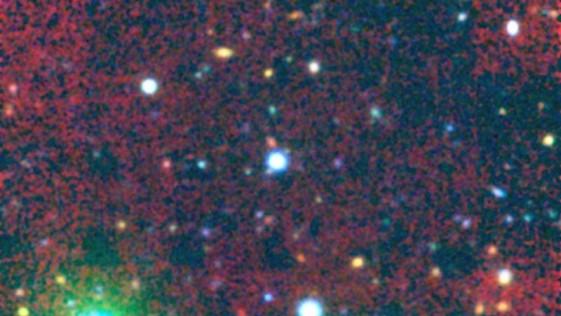 4.000 millones de años luz, la mayor estructura de todo el Universo