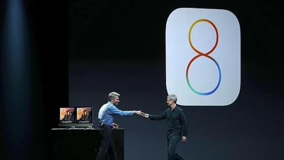 iOS 8, la mayor actualización de Apple desde el App Store