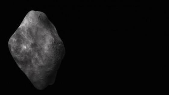 El satélite Rosetta se encuentra con su cometa tras un viaje de diez años