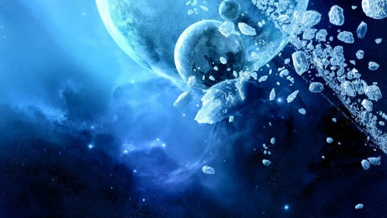 Detectan, por primera vez, una nube de hielo alrededor de un exoplaneta