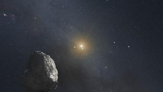 Hallan tres rocas «primigenias» más allá de Plutón