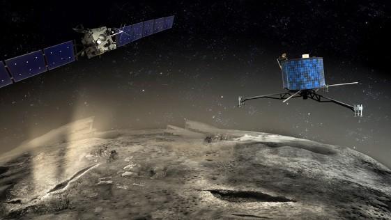 Todo a punto para el primer aterrizaje en un cometa
