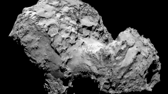 El agua de la Tierra podría proceder de asteroides, y no de cometas