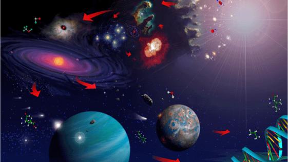 ¿Es el Universo tal y como es porque nosotros vivimos en él?