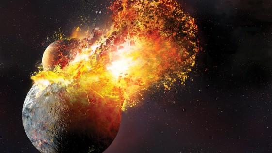 Hallan en la Tierra meteoritos procedentes… de la Tierra primitiva