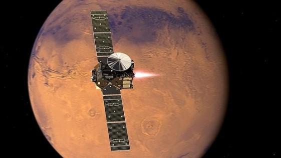 Europa lanza su misión más ambiciosa para buscar vida en Marte