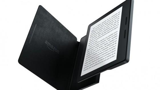 Kindle Oasis: más fino y ligero