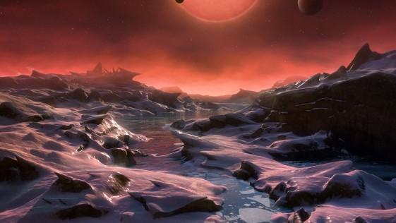 Hallan tres planetas que pueden ser habitables