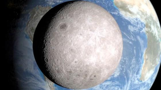 El segundo gran impacto que formó la Luna