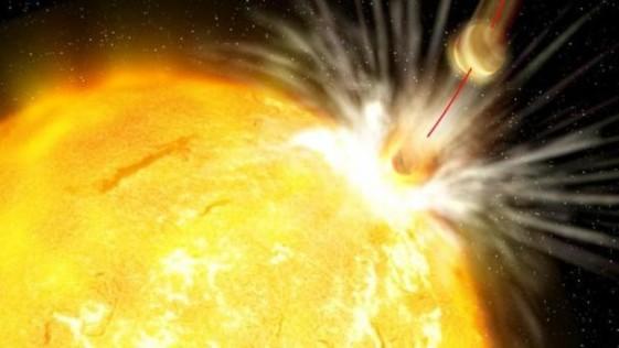 El gemelo del Sol que devoró a sus planetas