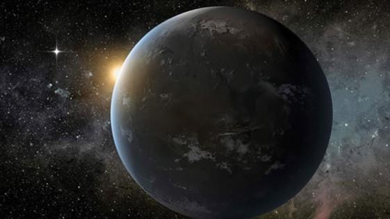 Buscan signos de vida en el planeta Wolf 1061c