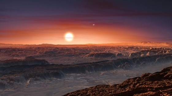 La NASA planea ya el primer viaje interestelar de la Historia