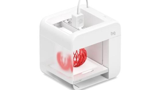 BQ retuerce la impresión en 3D con la primera impresora movida con Android