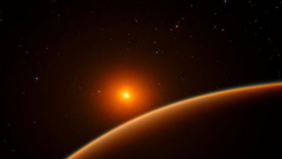 Una nueva supertierra, el mejor candidato para buscar vida extraterrestre