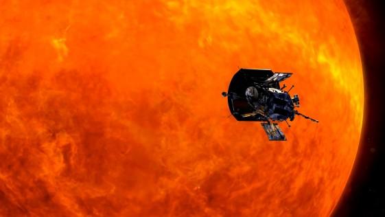 La NASA lanzará una misión para «tocar el Sol»