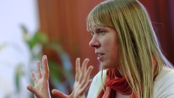 Catherine Heymans: «No sabemos nada del 95% del Universo»
