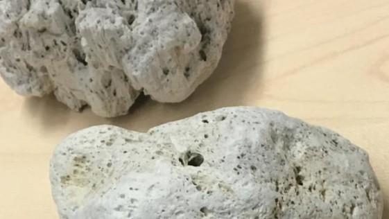 Resuelto el misterio de las «rocas flotantes»