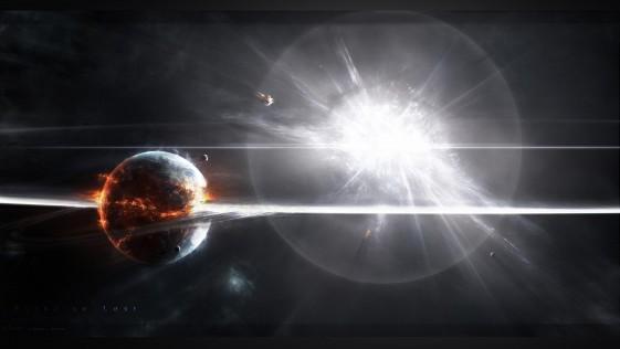 ¿Desde qué distancia puede matarnos una supernova?
