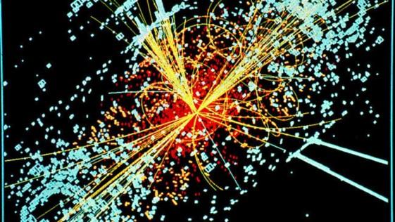 Sin rastro de la partícula que hizo explotar al Universo