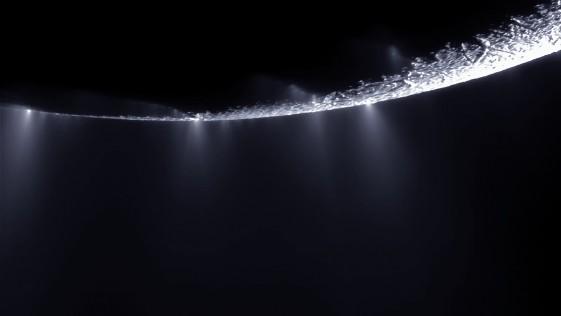 Una misión privada buscará vida en Encélado