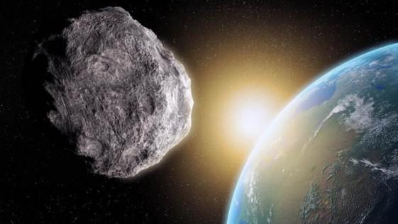 El asteroide que podría haber arruinado la Navidad